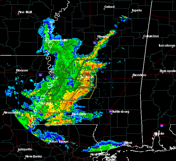 Radar Image for Severe Thunderstorms near Brandon, MS at 5/21/2017 4:08 PM CDT