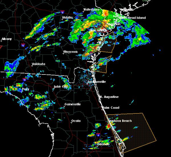 Radar Image for Severe Thunderstorms near Dock Junction, GA at 5/23/2017 5:35 PM EDT