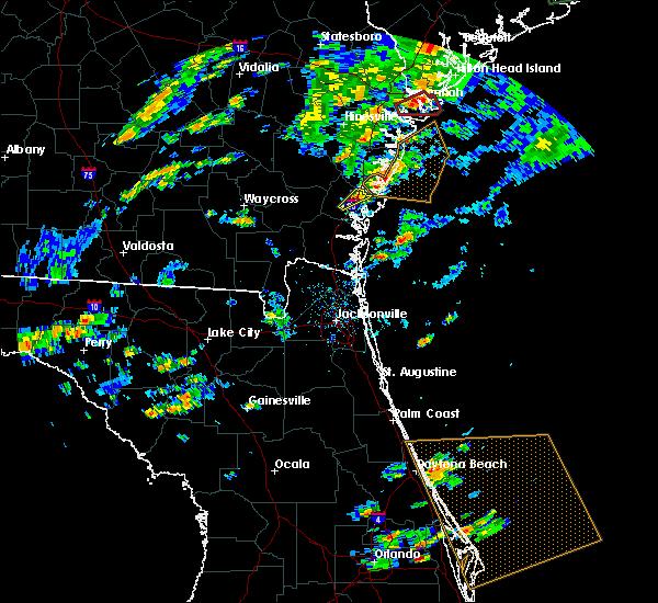 Radar Image for Severe Thunderstorms near Dock Junction, GA at 5/23/2017 5:48 PM EDT
