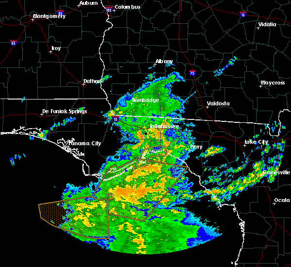 Panacea Florida Map.Interactive Hail Maps Hail Map For Panacea Fl