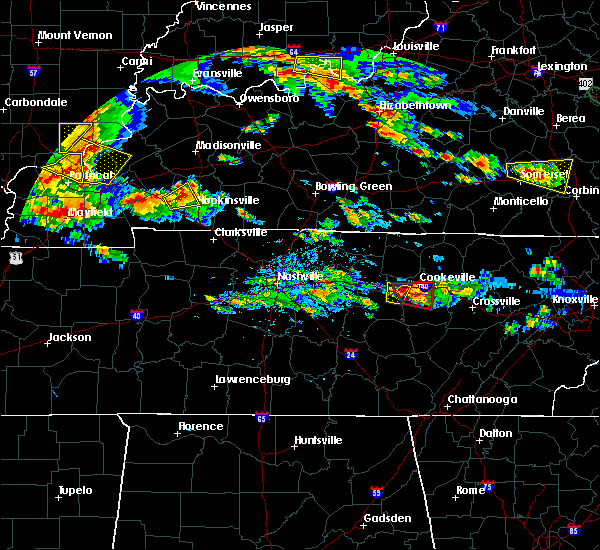 Radar Image for Severe Thunderstorms near Cookeville, TN at 5/27/2017 4:47 PM CDT