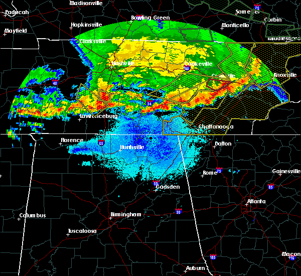 Radar Image for Severe Thunderstorms near Harrison, TN at 5/27/2017 10:13 PM EDT