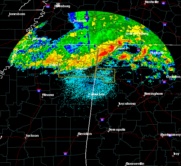 Radar Image for Severe Thunderstorms near Twin, AL at 5/28/2017 12:53 AM CDT