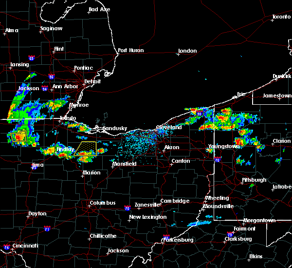 Radar Image for Severe Thunderstorms near Attica, OH at 5/28/2017 3:33 PM EDT