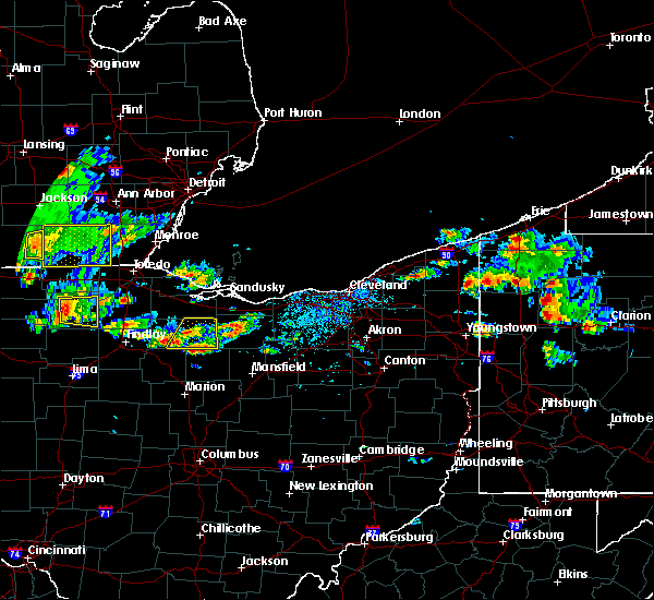 Radar Image for Severe Thunderstorms near Attica, OH at 5/28/2017 3:54 PM EDT