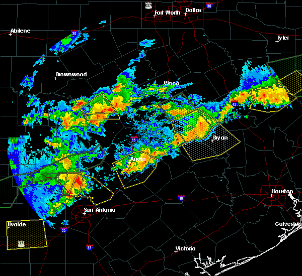 Austin Weather Map Radar.Interactive Hail Maps Hail Map For Austin Tx