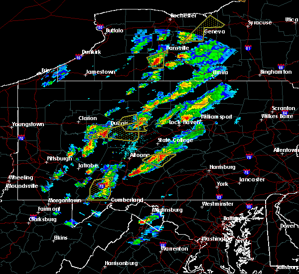 Radar Image for Severe Thunderstorms near Hyde, PA at 5/30/2017 2:09 PM EDT