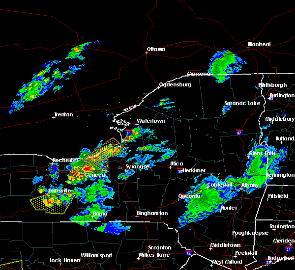 Radar Image for Severe Thunderstorms near Clyde, NY at 5/30/2017 2:24 PM EDT