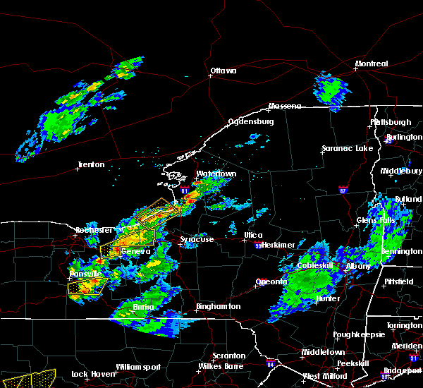 Radar Image for Severe Thunderstorms near Minetto, NY at 5/30/2017 2:46 PM EDT
