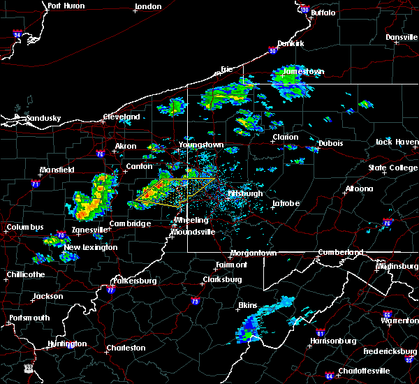 Radar Image for Severe Thunderstorms near Calcutta, OH at 5/31/2017 3:01 PM EDT