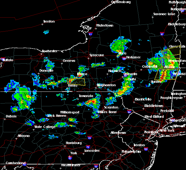 Radar Image for Severe Thunderstorms near South Hill, NY at 5/31/2017 4:56 PM EDT