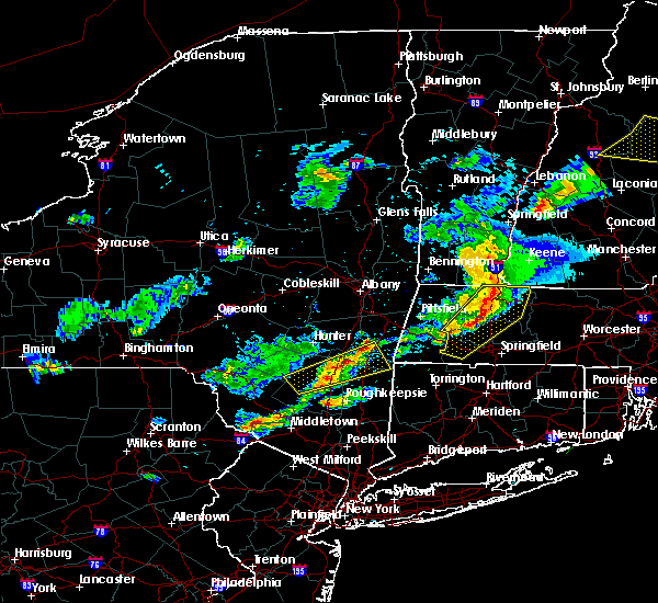 Radar Image for Severe Thunderstorms near Holyoke, MA at 5/31/2017 6:30 PM EDT