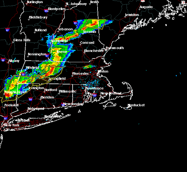 Radar Image for Severe Thunderstorms near Holyoke, MA at 5/31/2017 7:05 PM EDT