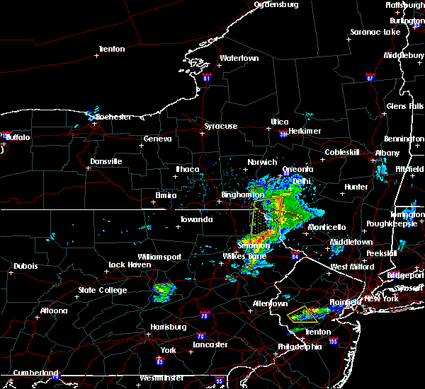 Radar Image for Severe Thunderstorms near Deposit, NY at 5/31/2017 8:41 PM EDT