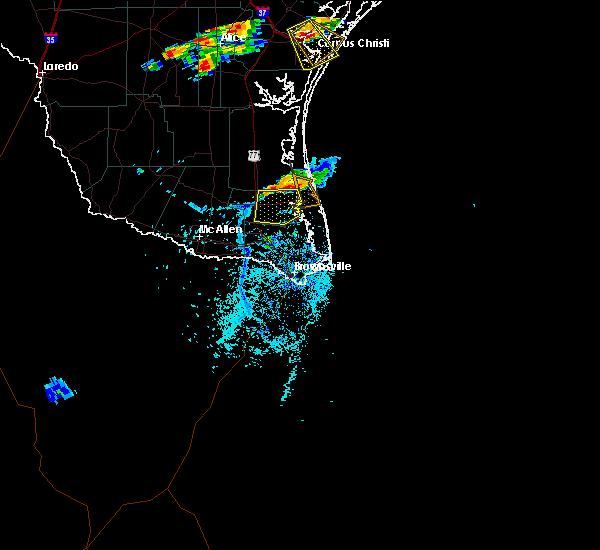Radar Image for Severe Thunderstorms near Raymondville, TX at 6/4/2017 5:18 PM CDT