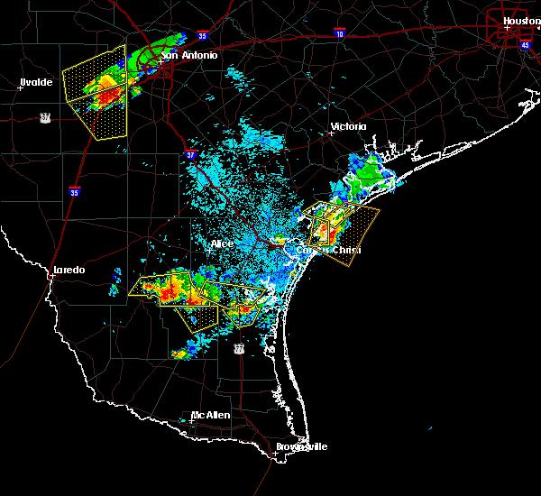 Radar Image for Severe Thunderstorms near Sarita, TX at 6/4/2017 10:26 PM CDT