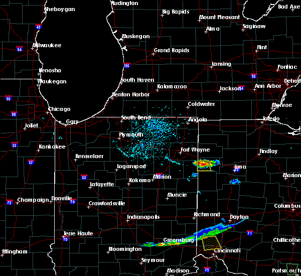 Interactive Hail Maps Hail Map For Van Wert Oh