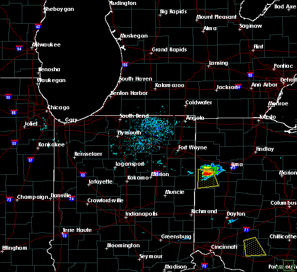 Radar Image for Severe Thunderstorms near St. Henry, OH at 6/5/2017 4:04 PM EDT