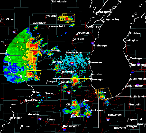 Radar Image for Severe Thunderstorms near Lake Catherine, IL at 6/14/2017 1:49 PM CDT