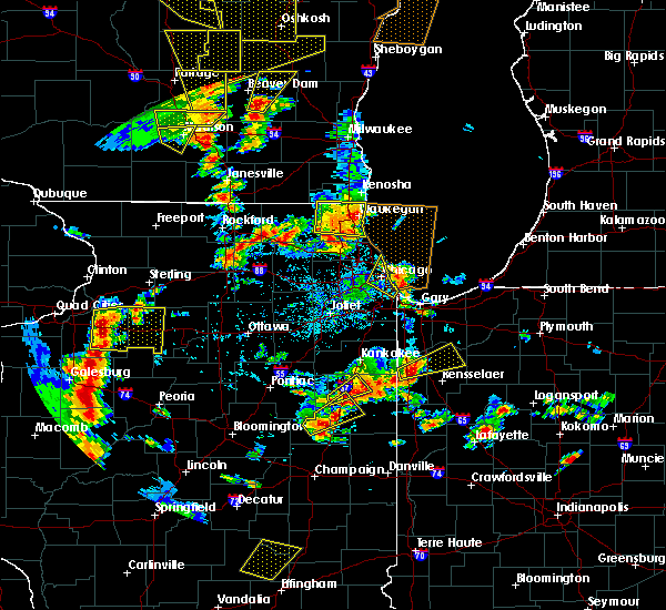 Radar Image for Severe Thunderstorms near Onarga, IL at 6/14/2017 3:02 PM CDT
