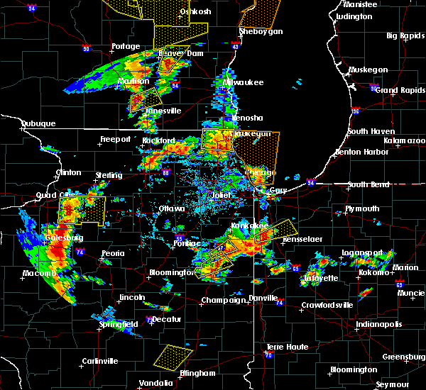 Radar Image for Severe Thunderstorms near De Motte, IN at 6/14/2017 3:05 PM CDT