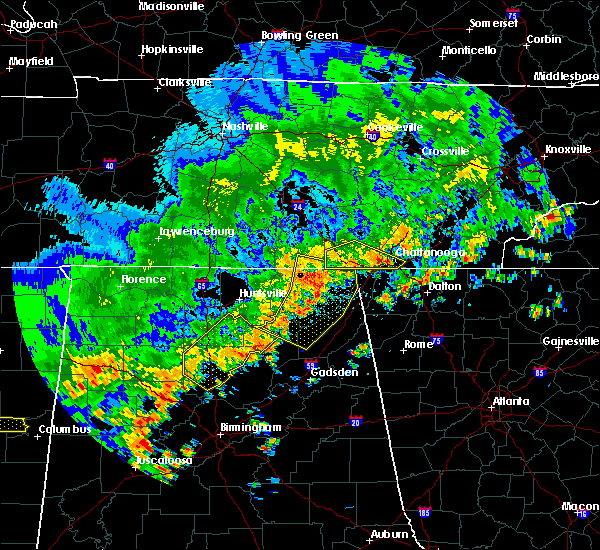 Radar Image for Severe Thunderstorms near Hytop, AL at 6/15/2017 2:29 PM CDT