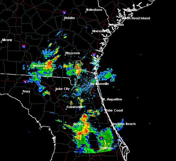 Radar Image for Severe Thunderstorms near Homeland, GA at 6/15/2017 5:48 PM EDT