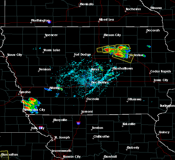 Radar Image for Severe Thunderstorms near Plainfield, IA at 6/15/2017 6:17 PM CDT
