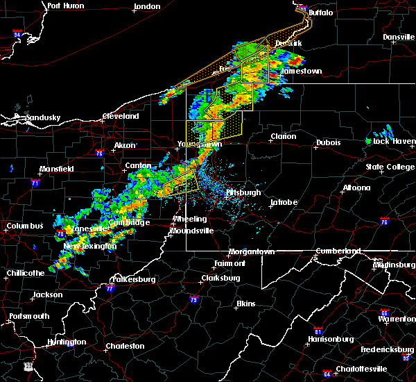 Radar Image for Severe Thunderstorms near Calcutta, OH at 6/18/2017 3:15 PM EDT