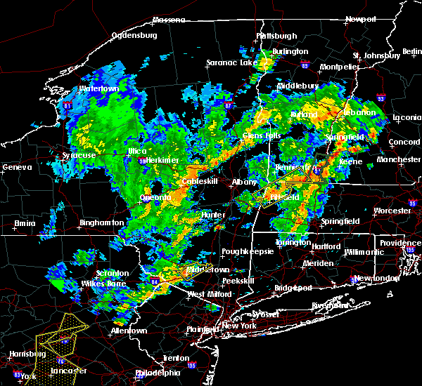 Radar Image for Severe Thunderstorms near Mechanicstown, NY at 6/19/2017 2:38 PM EDT
