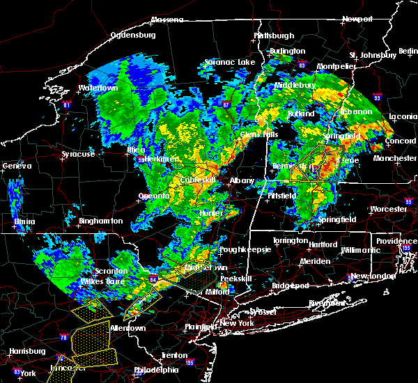 Radar Image for Severe Thunderstorms near Mechanicstown, NY at 6/19/2017 3:10 PM EDT
