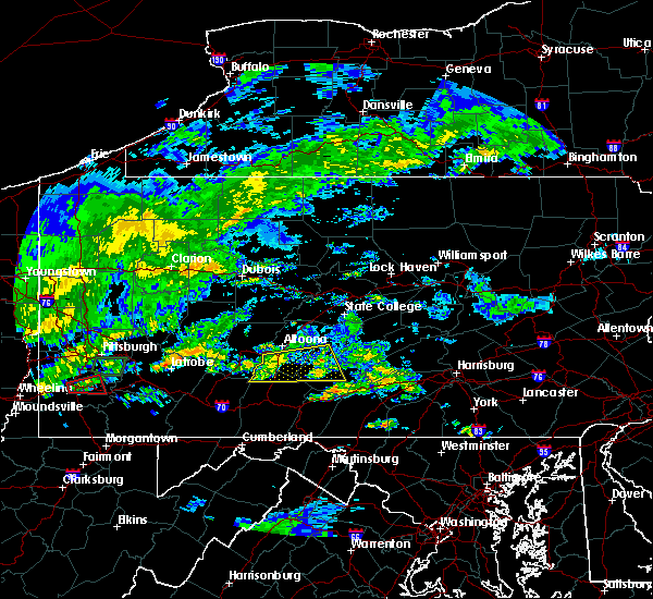 Radar Image for Severe Thunderstorms near East Freedom, PA at 6/23/2017 3:00 PM EDT