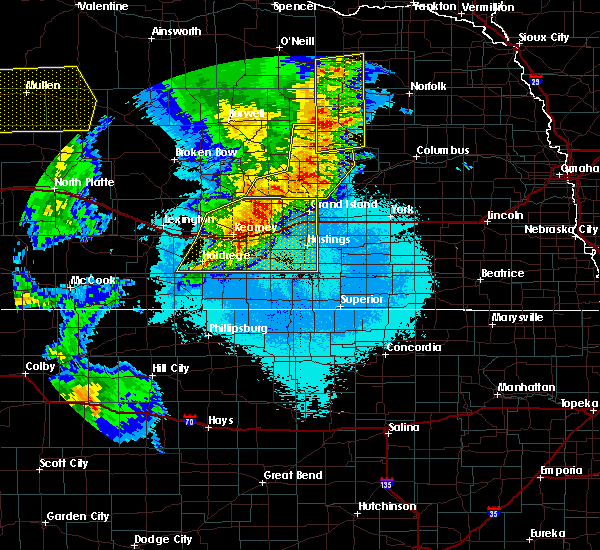 Radar Image for Severe Thunderstorms near Fullerton, NE at 6/27/2017 11:17 PM CDT