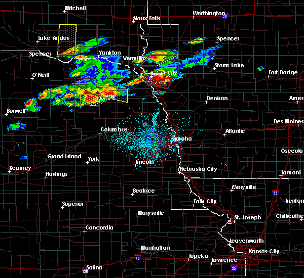 Radar Image for Severe Thunderstorms near Winside, NE at 6/29/2017 4:52 PM CDT