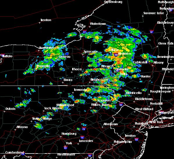 Radar Image for Severe Thunderstorms near Deposit, NY at 6/30/2017 2:44 PM EDT