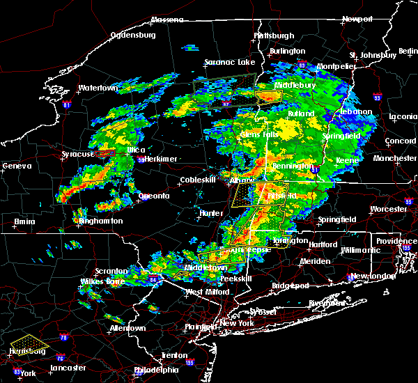 Radar Image for Severe Thunderstorms near Mechanicstown, NY at 6/30/2017 4:59 PM EDT