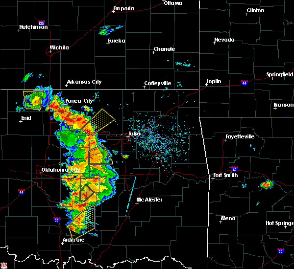 Radar Image for Severe Thunderstorms near Skiatook, OK at 7/2/2017 4:26 PM CDT