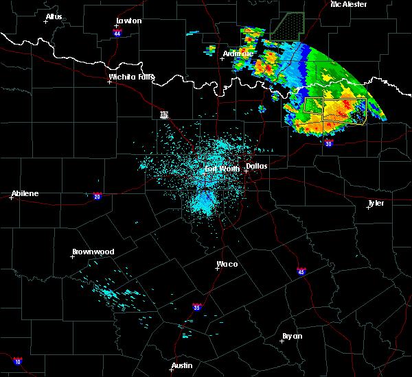 Radar Image for Severe Thunderstorms near Honey Grove, TX at 7/3/2017 12:59 AM CDT