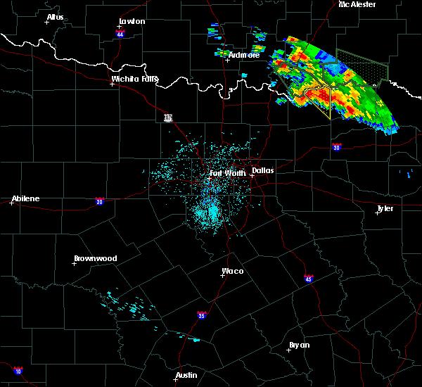 Radar Image for Severe Thunderstorms near Honey Grove, TX at 7/3/2017 3:27 AM CDT