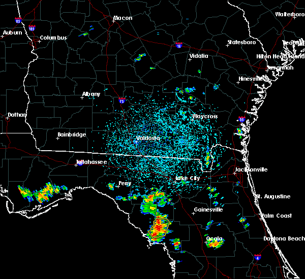 Radar Image for Severe Thunderstorms near Chiefland, FL at 7/5/2017 3:31 PM EDT