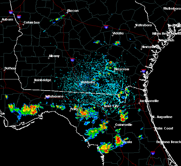 Radar Image for Severe Thunderstorms near Day, FL at 7/5/2017 4:34 PM EDT