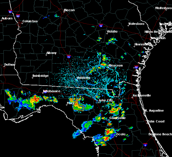 Radar Image for Severe Thunderstorms near Day, FL at 7/5/2017 5:08 PM EDT