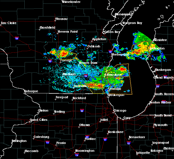 Radar Image for Severe Thunderstorms near Lake Catherine, IL at 7/7/2017 12:40 AM CDT
