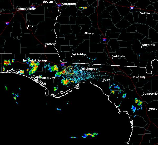 Radar Image for Severe Thunderstorms near Gretna, FL at 7/7/2017 2:31 PM EDT