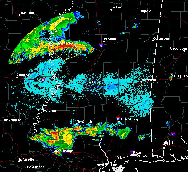 Radar Image for Severe Thunderstorms near Greenville, MS at 7/8/2017 8:59 AM CDT