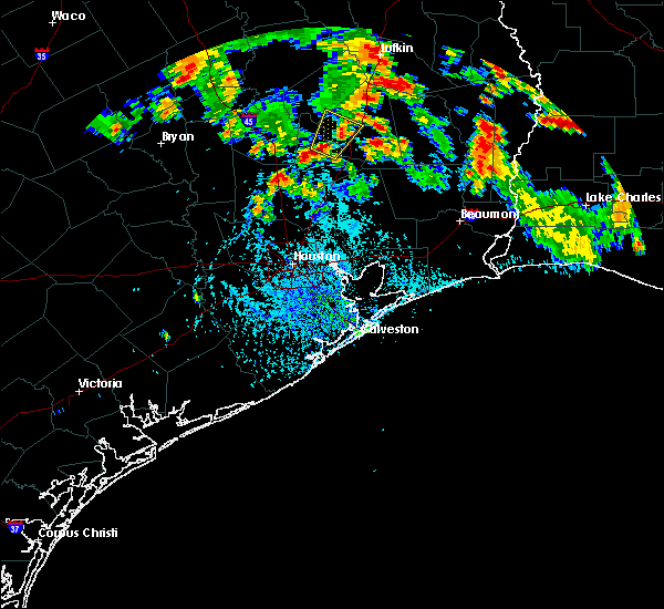 Radar Image for Severe Thunderstorms near Cape Royale, TX at 7/9/2017 5:14 PM CDT