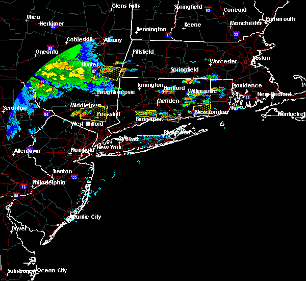 Radar Image for Severe Thunderstorms near New Windsor, NY at 7/13/2017 2:17 PM EDT