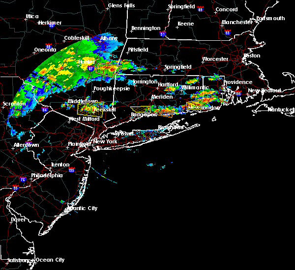 Interactive Hail Maps Hail Map For Wallingford Center Ct