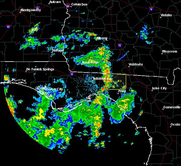 Radar Image for Severe Thunderstorms near Madison, FL at 7/17/2017 11:17 AM EDT