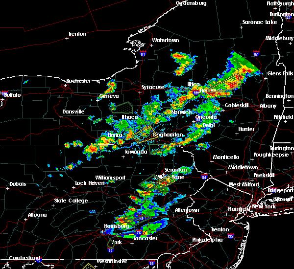 Radar Image for Severe Thunderstorms near Wellsburg, NY at 7/17/2017 3:13 PM EDT